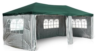 Party Pavillon von Nexos 3×6 m