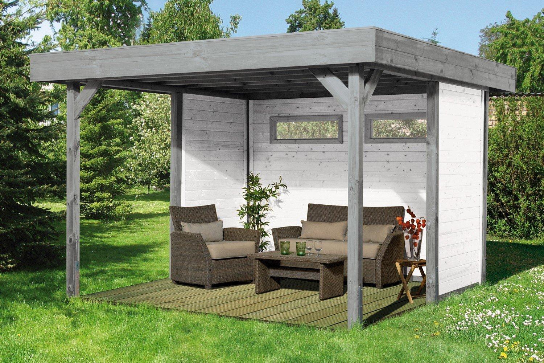 pavillons g nstig kaufen gartenpavillon holz weka pavillon eden 2. Black Bedroom Furniture Sets. Home Design Ideas