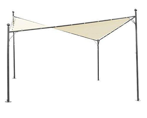 pavillons g nstig kaufen pavillon 4x4 trendline pavillon granada. Black Bedroom Furniture Sets. Home Design Ideas