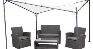 traumhafte pavillons im vergleich versand direkt nach hause. Black Bedroom Furniture Sets. Home Design Ideas